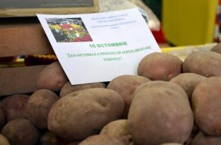 Producătorii giurgiuveni, cu cele mai bune legume și fructe, prezenţi în Piața Centrală