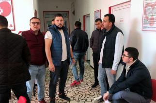 Tinerii social-democrați giurgiuveni și președintele CJ Giurgiu, Marian Mina, exemplu personal în campania de donare de sânge