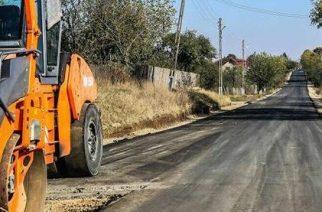 Atenție, drumuri în lucru la Giurgiu!