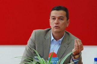 Sorin Grindeanu, noul premier al României