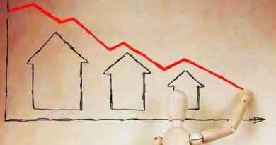 Baisse-vente-immobilier