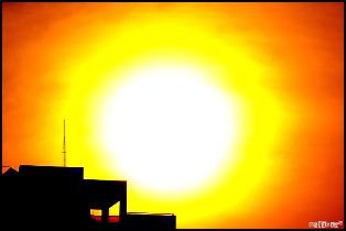 Soleil de plomb