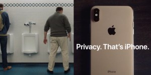 Apple + Vie privée = 1
