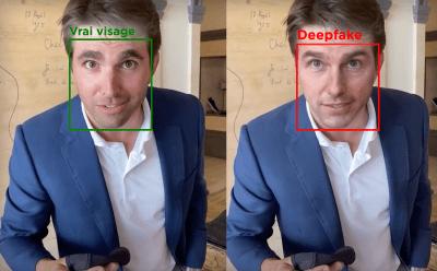 Deepfake, le retour vers le réel