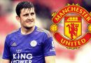 Football: 90 millions d'euros pour Harry Maguire