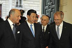 Exposition – «Chine-France : 50 ans de relations diplomatiques» à Pékin et Shanghai