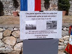 70e anniversaire du débarquement de Provence, le 15 août 2014 à Toulon