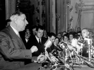 1958_presse_ de gaulle
