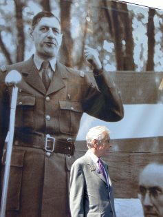 60ème anniversaire du discours de Bayeux