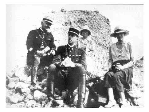 De Gaulle Liban