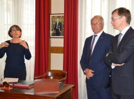 Partenariat avec les Archives nationales