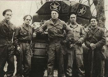 Jean Moncorgé - Gabin combattant de la France Libre en 1945
