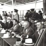 Commémoration du cinquantième anniversaire de la visite du Général de Gaulle à Baïkonour