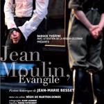 Représentation théâtrale: «Jean Moulin évangile»