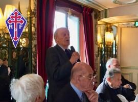 Anniversaire des 70 ans du RPF