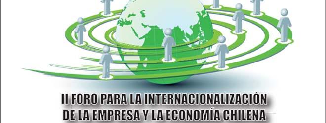 FUNIBER assistera au IIe Forum pour l'Internationalisation de l'Économie et l'Entreprise Chilienne