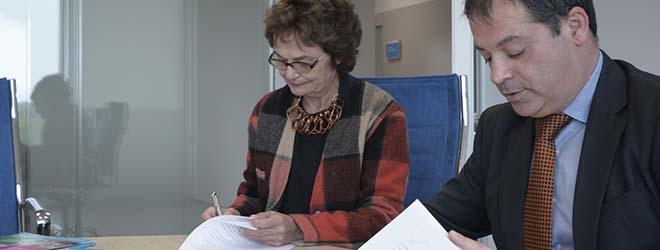FUNIBER et UNEATLÁNTICO signent une convention avec UNICEF