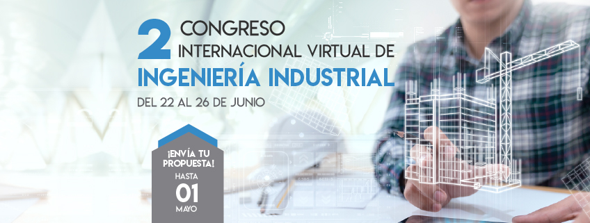 FUNIBER sponsors the Second International Virtual Congress of Industrial Engineering (CIVII 2020)