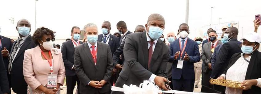 FUNIBER à l'inauguration du campus universitaire de l'UNIC en Angola