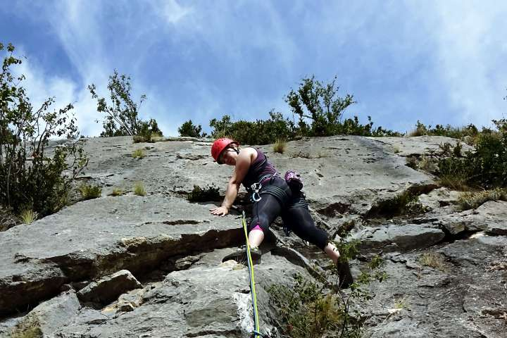 rock climbing, outdoor, orpierre, climbing, mountain