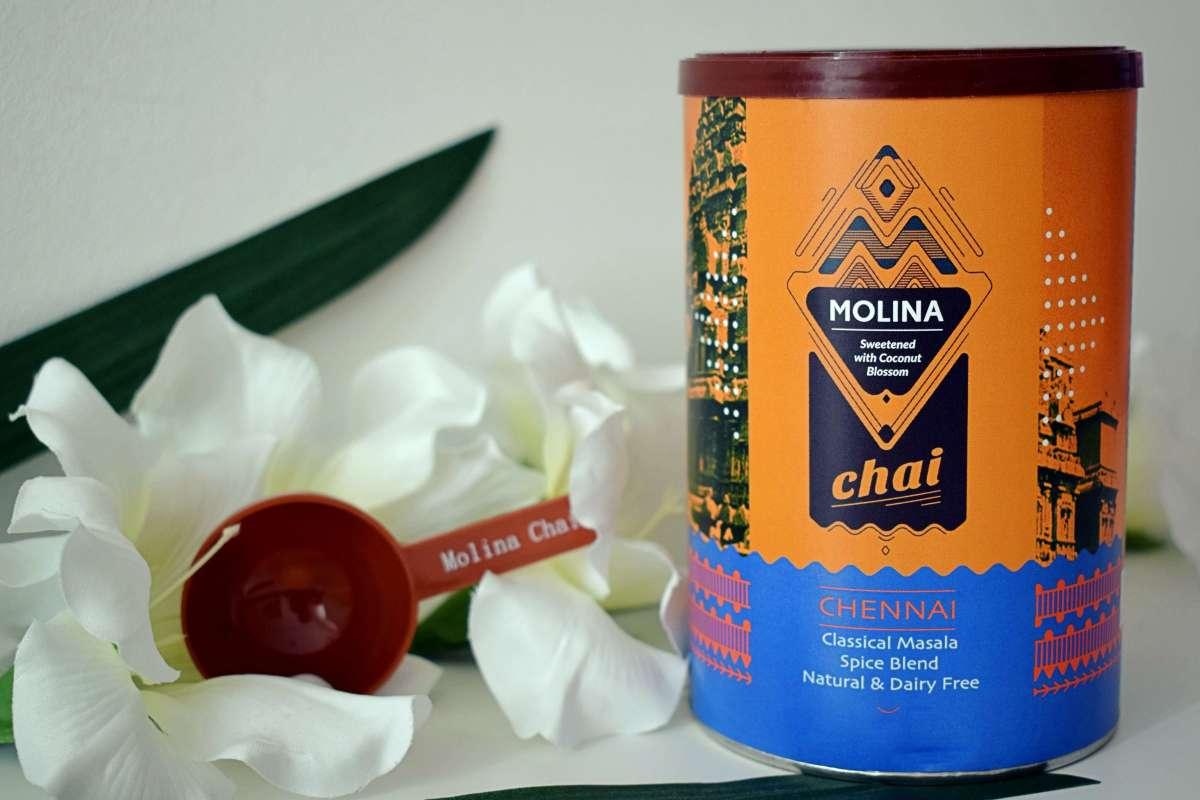 Molina Chai, Chai Latte, Dairy Free