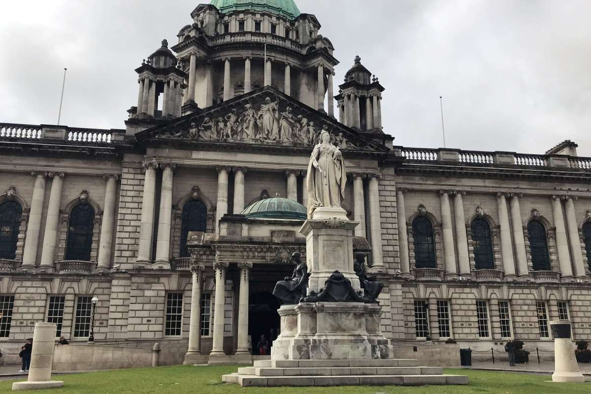 belfast, city trip, architecture