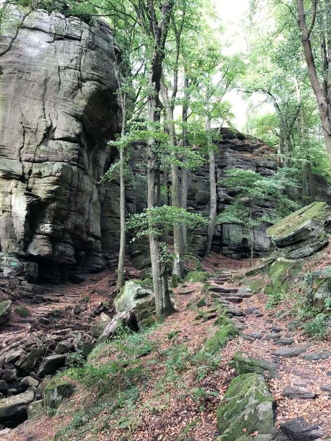 climbing, berdorf, echternach, luxembourgh