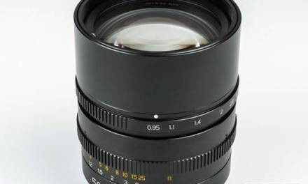 RUMEUR : TTArtisans lancera un nouvel objectif 50 mm f / 0,95 FE!