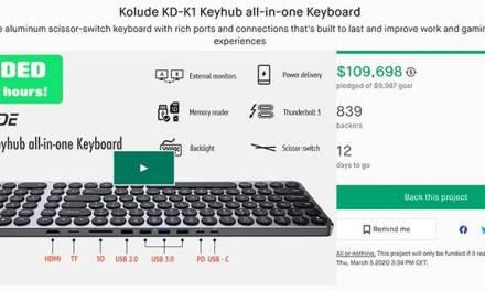 Nouveau clavier avec fente SD intégrée et nouveau flash portable