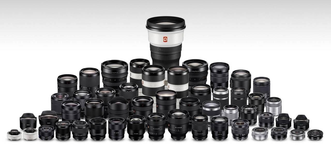 Marc Alhadeff : les objectifs pour la série d'appareils photo A6xxx
