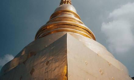 Temple Wat Phra Singh par @philngyn