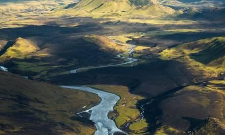 Le photographe @MatthewHahnel partage cette superbe image capturée en Islande