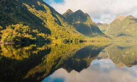 Doubtful Sound en Nouvelle-Zélande est un endroits les plus magiques