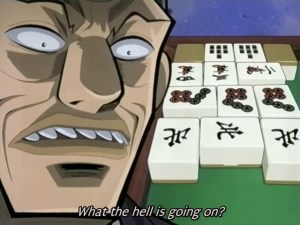 AKAGI IS THE BEST ANIME EVER - does anyone read the alt text