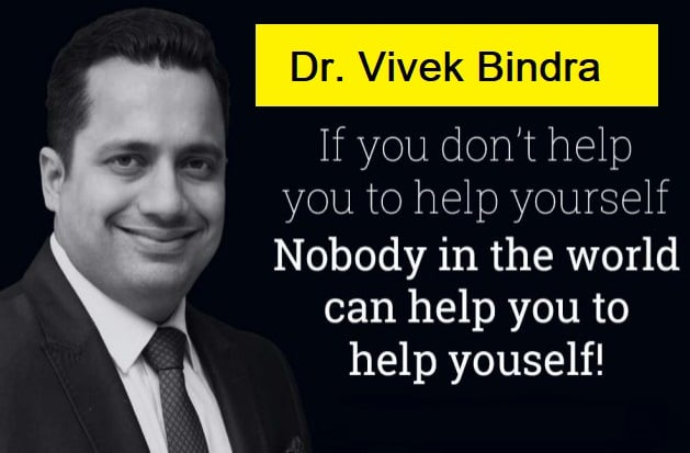 Vivek Bindra Quotes - Dr. Vivek Bindra Motivational Quotes