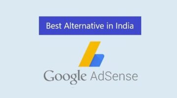 Best Google Adsense alternative in India