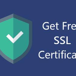 Free SSL certificate kaise paaye 2