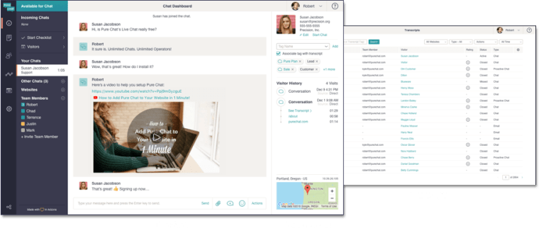 Pura Chat - WordPress live chat plugin