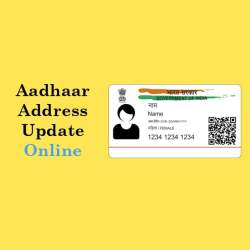 Aadhaar Card Address Kaise Change Kare? Aadhar Card Address Change Online