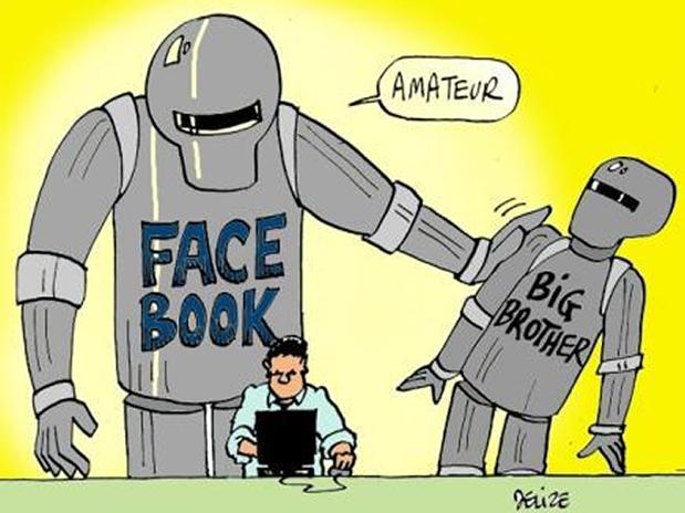 Allemagne : La justice donne à Facebook le droit d'exiger l'identité de ses utilisateurs