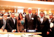 Zombis en la ONU