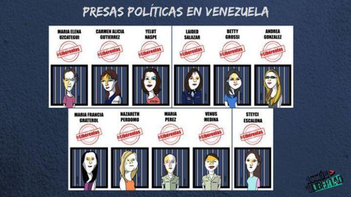Rayma - Rayma - Dia de la mujer en Caracas