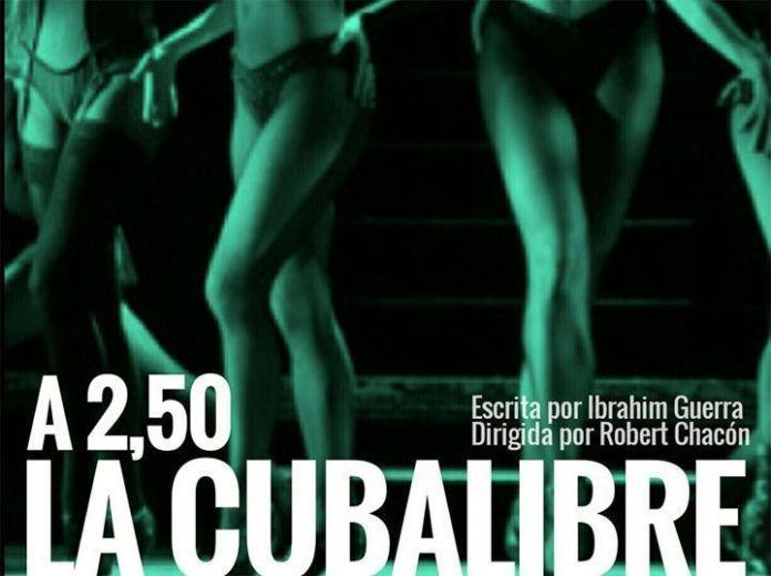 A 2.50 la cuba libre en Madrid