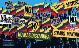 Venezuela, Protestas