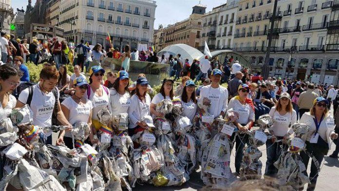 Madrid se pronuncia por la libertad