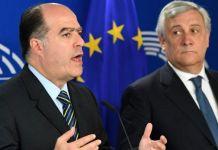 Presidente del parlamento europeo insta a explorar sanciones contra Maduro