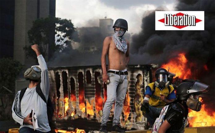 Venezuela, un país que se cae a pedazos - Libération