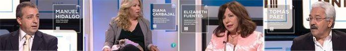 """""""Venezuela duele"""", en un programa con chihuahua"""