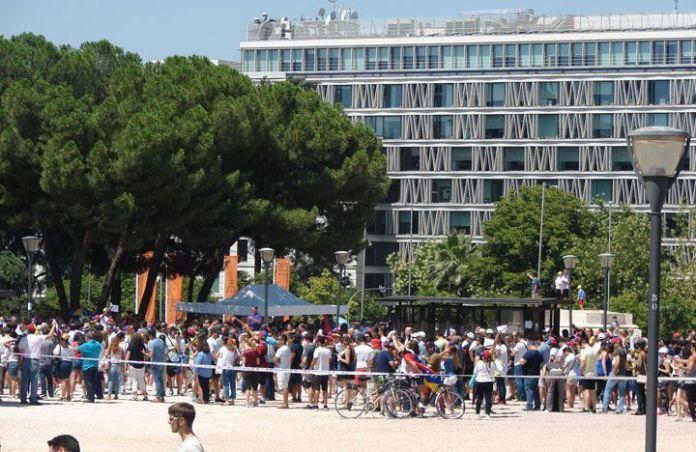 Madrid sigue sumando: 24 mil 448 votos a las 4.00 pm