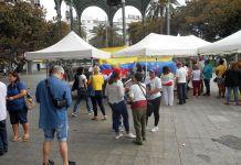 Consulta Popular va con mayúsculas en la Gran Canaria